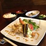 鶏ん恋 - 料理の写真