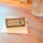 entotsu Bistro&Cafe - かわいいイラストの文鎮