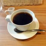 entotsu Bistro&Cafe - 朝食セット(+200円)につくブレンドコーヒー