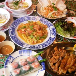 ベトナム:ホーチミン出身のコックそのままの味