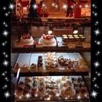23205841 - ケーキがたくさん並んでます♡