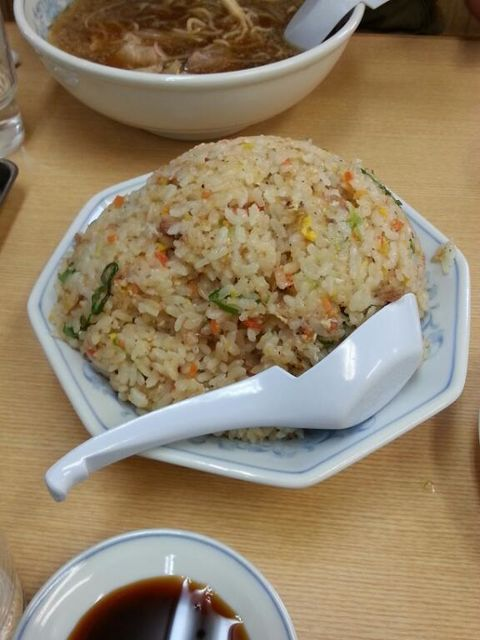 らーめんランド 味の館   マリオ店 name=