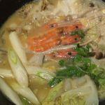 23206472 - 海鮮味噌鍋