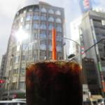 サンマルクカフェ - アイスコーヒーM(240円)