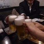 いわ園 - 乾杯