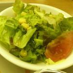 デイナイト - サラダ
