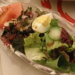 デイナイト - 海草サラダ