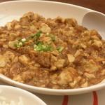 デイナイト - マーボー豆腐