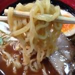 23211743 - 201312 くら寿司 7種の魚介とんこつ醤油らーめん