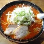 らー麺 武蔵 - 辛麺