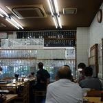ときわ食堂 - 昼飯・昼呑みの面々