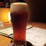 瓢亭MARU - 生ビール