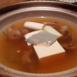 瓢亭MARU - 「まる鍋