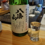 銀座じゃのめ - 日本酒はどれでも一杯480円みたい。