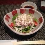 sushinihonryourisawada - おすすめサイコロステーキ