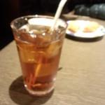 だんまや水産 - ウーロン茶(2013.12.20)