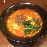 中国料理随園 - 担々麺800円☆(第一回投稿分③)