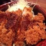 大戸屋 - ソースカツ丼