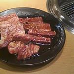 23219597 - 肉一種類、大体50g