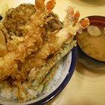 天丼てんや - 秋のマル得天丼760円(2009/09)