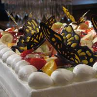 カントリークリスマス - 各有名結婚式場のウェディングケーキを取り扱っております。