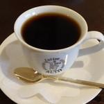 アルト珈琲店 - ストロングブレンド450円 ※樽珈屋の豆、使ってます 2013年12月