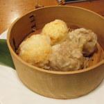 八島 - 蟹、肉しゅうまい