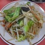 珍満茶楼 - 野菜炒め