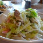 中華菜館満福 - チャンポン