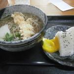 大正庵 - そば定食¥735