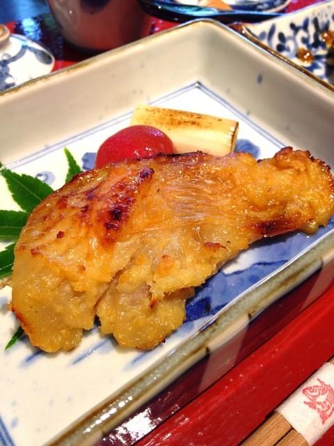鯛匠 HANANA - 金目鯛西京焼
