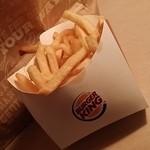 バーガーキング - ポテト(セット)
