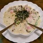 トライアングル - 特製スープスパゲティ(セット)1,000円