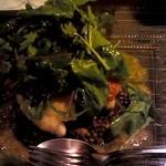 ル・デパー - 金目鯛のサラダ仕立て