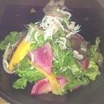 23227036 - 鎌倉野菜としらすのサラダ