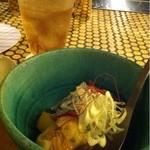 中野青二才 - 塩豚角煮。
