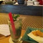 中野青二才 - 夏には必ずここのモヒートを飲むべし。