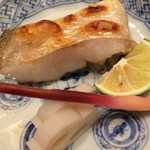 さか本 - 甘鯛塩焼き