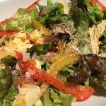 キッチン大宮 - アルザス風サラダ