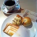 パン工房 こんがり堂 - 料理写真:201312