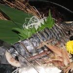 千年の宴 - 炙り〆鯖
