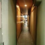 山口大亭  - この「ぎおん小路」の奥が店舗。八坂神社近くの四条通り【2013.12月】