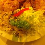 藤 - パスタ「フジッリ」ガーリックが効きご飯が進みます