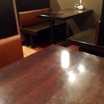 23236429 - テーブル席