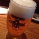 23236816 - プレモルで乾杯〜♫