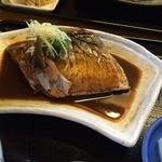 山田屋食堂 - 鯖味噌煮