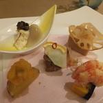 博多 竹彩 - 旬菜