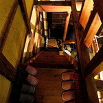 23237722 - 2Fのスペースへの階段を昇ると。。。