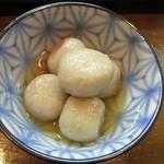 山口大亭  - 小芋【2013.12月】