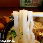 手打麺THE・うどん 大 - 2013年12月 うどんアップ